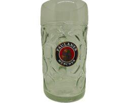 Original German Masskrug of Paulaner Brewery München