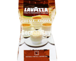 LavAzza Crema e Aroma Whole Bean Coffee 1kg / 2.2 lbs / 35.2 oz, from Italy