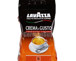 LavAzza Crema e Gusto Tradizione Italiana Whole Bean Coffee 1kg / 2.2 lbs / 35.2 oz, from Italy