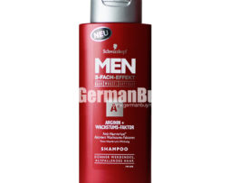 Schwarzkopf Men A+ Arginine + Growth Factor Triple Power Hair Shampoo, from Germany