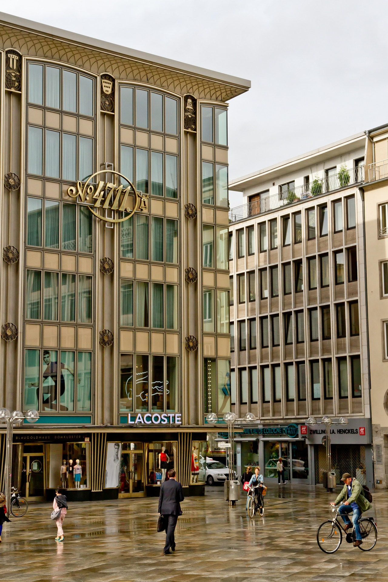 Cologne Glockengasse 4711