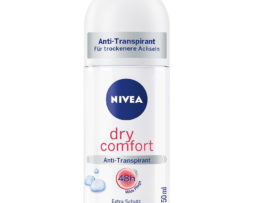 Nivea Dry Comfort Plus Anti-Transpirant Roll-on 48h from Germany