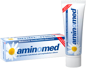 aminomed toothpaste
