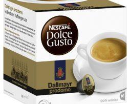 Nescafe Dolce Gusto Coffee Capsules - Dallmayr