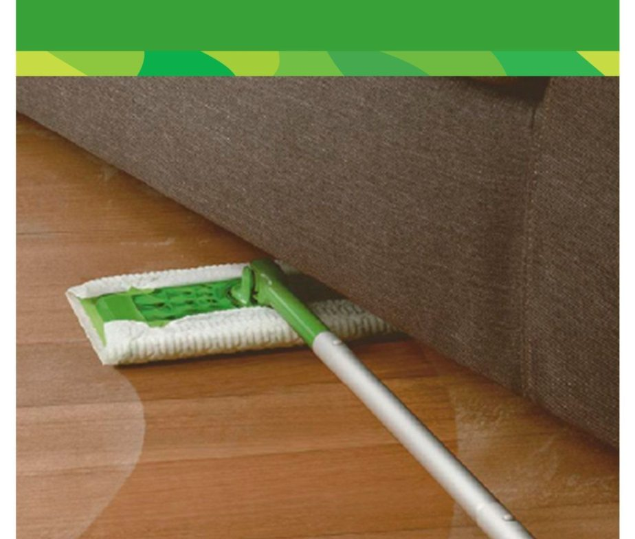 Swiffer Sweeper Mop Starter Kit 8 Dry Sweeping Cloths