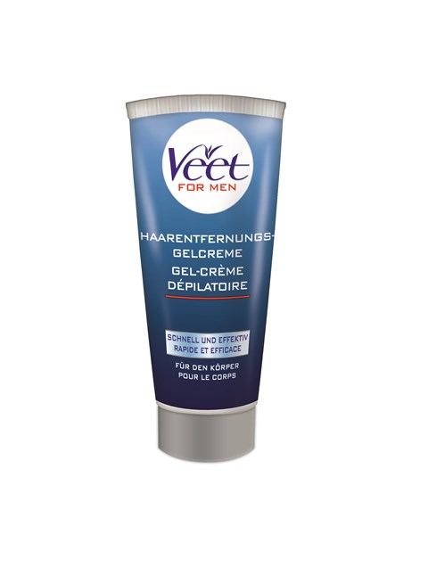 Veet Hair Removal Cream Gel Creme For Men 200 Ml 6 76 Fluid