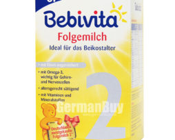 Bebivita 2 Milk Powder Follow-On From 6. month , from Germany