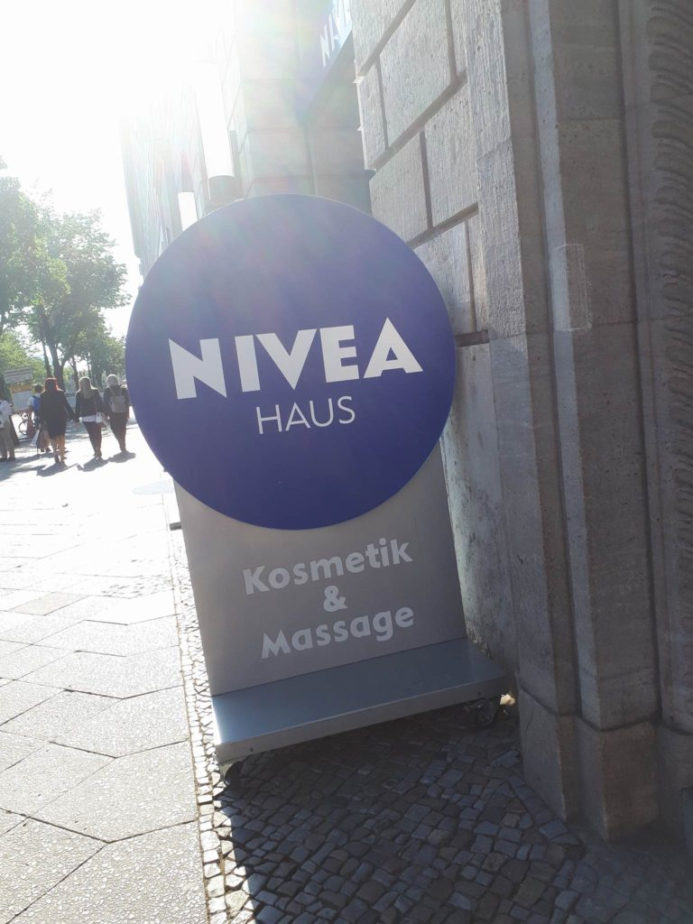 Nivea Shop Berlin