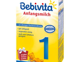 Bebivita 1 Milk Powder from Germany
