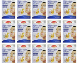 15x Schaebens Eye & Lip Mask - Lifting Complex - Beauty Skin Masks From Germany