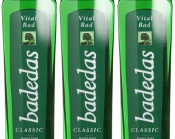 3x Badedas Classic Vital Bath German Foam Bubble Bath