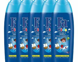 5x Fa Kids Pirate Shower Gel & Shampoo From Germany