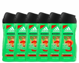 Adidas Active Start Shower Gel Hair & Body