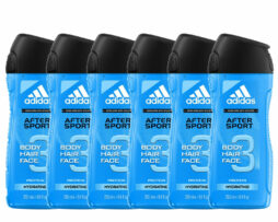 Adidas After Sport Shower Gel Hair & Body