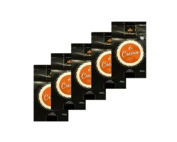 Bellarom Crema Coffee Pods For Senseo Makers 100% Arabica