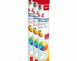 Doppelherz A-Z Multivitamin Effervescent Tablets