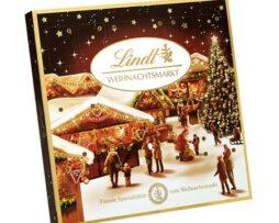Lindt Christmas Market Advent 2019