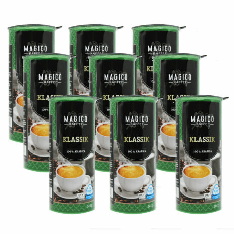 Magico German Coffee Pods Classic