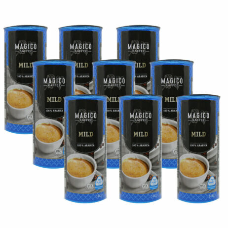 Magico German Coffee Pods Mild