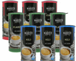 Magico German Coffee Pods Strong & Classic & Mild