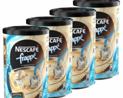 Nescafe frappe - Instant Ice Coffee - Ice Café Original From Germany 4 x 275g