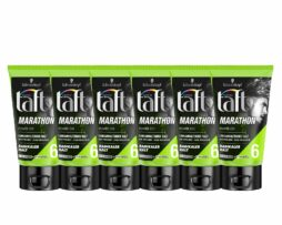 Schwarzkopf Taft Marathon Power Gel Radical Strong Hold - 6 x 150ml / 5.07 fl.oz