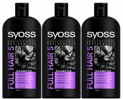 Schwarzkopf Syoss Professional Performance Full Hair 5 Shampoo