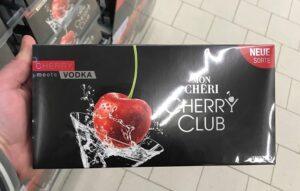 Mon Chéri Cherry meets Vodka