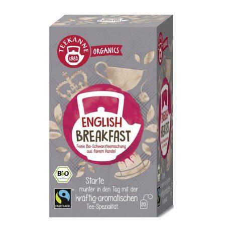 Teekanne Organics English Breakfast