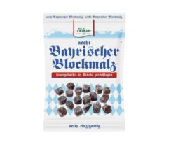 Dr. C. Soldan aecht Bayrischer Blockmalz Bavarian Malt Candy from Germany