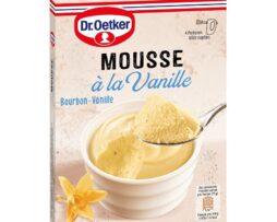 Dr. Oetker Mousse la Vanille