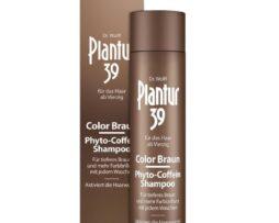 Dr. Wolff Plantur 39 Colour Brown Phyto-Caffeine Shampoo