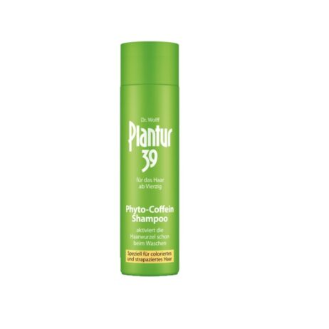 Dr. Wolff Plantur 39 Phyto-Caffeine Shampoo for coloured and stressed hair