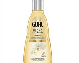 GUHL Blonde Fascination Hair Shampoo with white orchid, from Germany