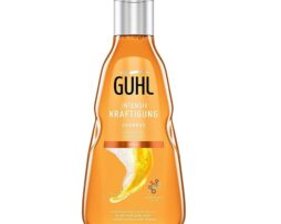 Guhl Intensive Strengthening Shampoo with beer for limp fine hair