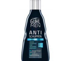 Guhl Men Anti-Dandruff Shampoo - from Germany - 250 ml - 8.4 Fluid Ounces