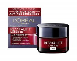 L'Oréal RevitaLift Laser X3 Anti-Age intensive care day cream - 50 ml / 1.69 Fluid Ounces