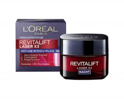 L'Oréal RevitaLift Laser X3 Anti-Age intensive care night cream - 50 ml / 1.69 Fluid Ounces