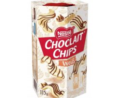 Nestlé CHOCLAIT CHIPS White