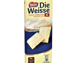 Nestlé THE WHITE original white chocolate 100g - 3.5oz