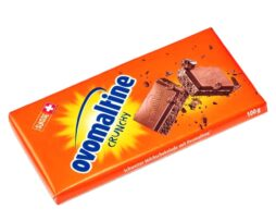 Ovomaltine Crunchy Swiss Chocolate 100g - 3.5oz