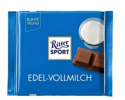 Ritter Sport Fine Milk Chocolate