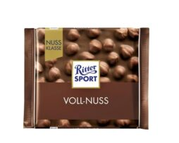 Ritter Sport Whole Hazelnuts Chocolate