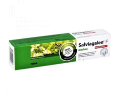 Salviagalen F Madaus Toothpaste