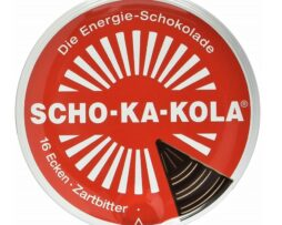 Scho-Ka-Kola - Caffeine Dark Bitter Chocolate Power Energizer