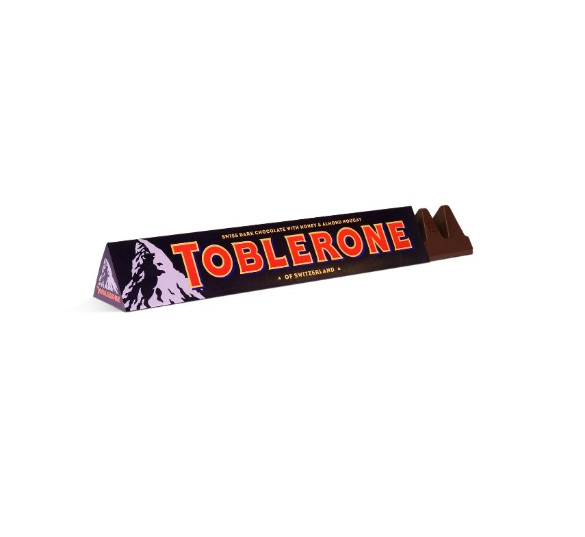 Toblerone Dark Milk Chocolate 100g 35oz