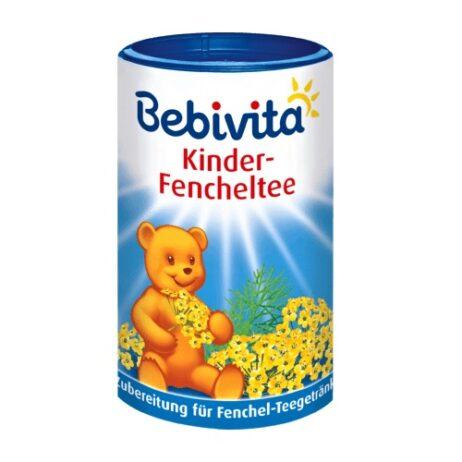 Bebivita Instant Fennel Tea for Children from the 12th month - 400g - 14.1oz