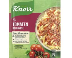 Knorr Fix Tomatoes Bolognese