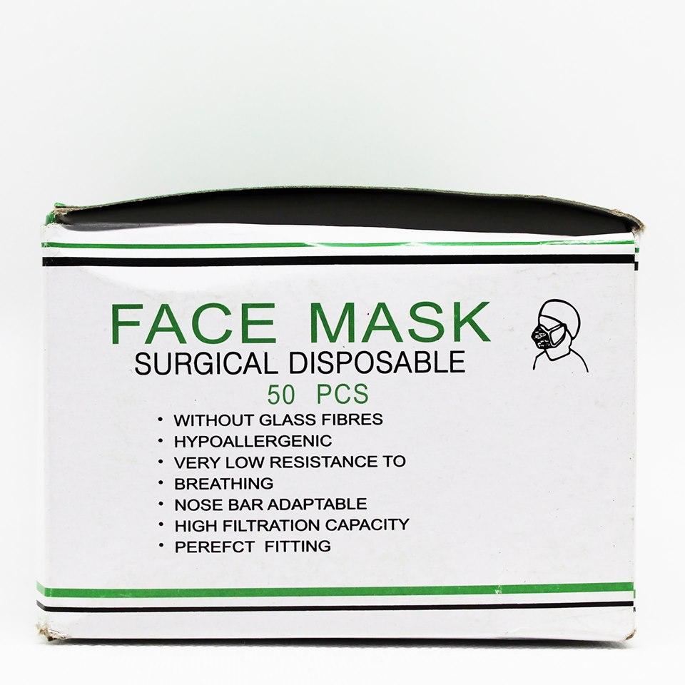disposable hygiene mask