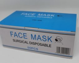 Surgical Disposable Face Masks Mouth Hygiene Protection with Elastic Ear Loop